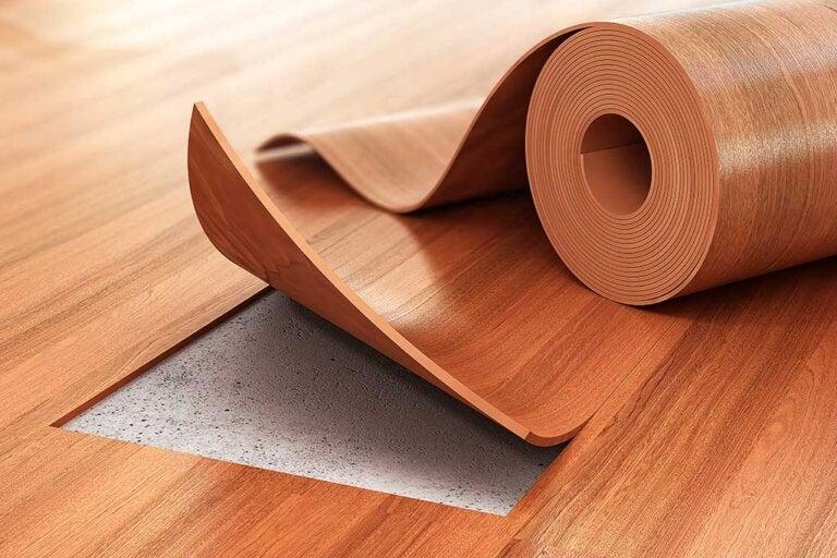 Pavimento in linoleum: vantaggi e svantaggi