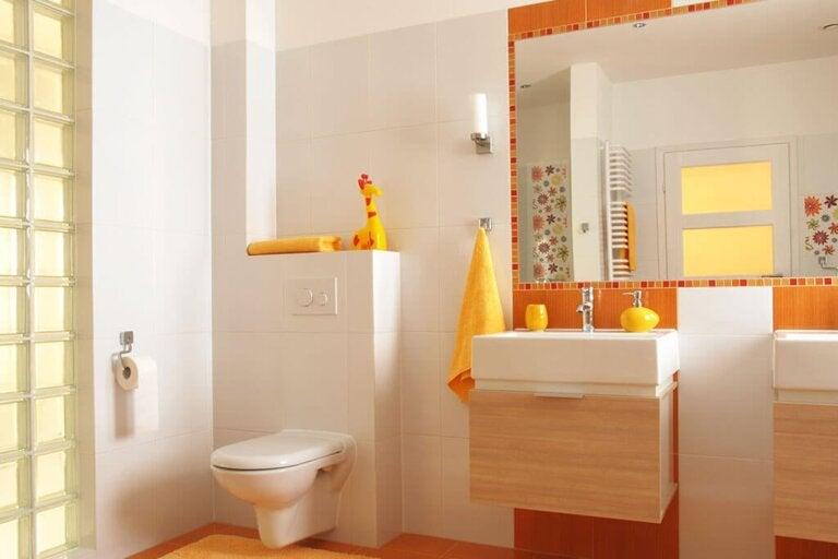 I colori da utilizzare in bagno secondo il Feng Shui