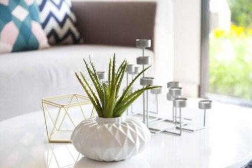 センターピース テーブルを飾るアイデア9つ