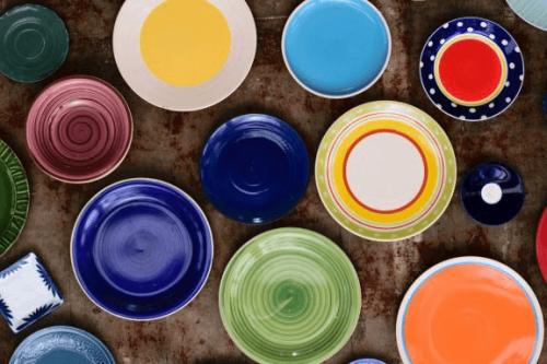 自分の家にぴったりの食器を選ぶ方法
