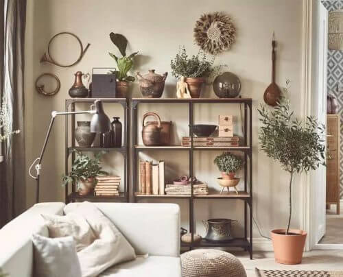 賃貸物件の壁をおしゃれに飾る方法