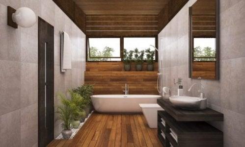 バスルーム バスルーム内のレイアウト