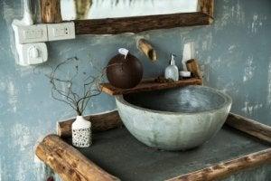 キャビネット付きの流し台:浴室の最新トレンド