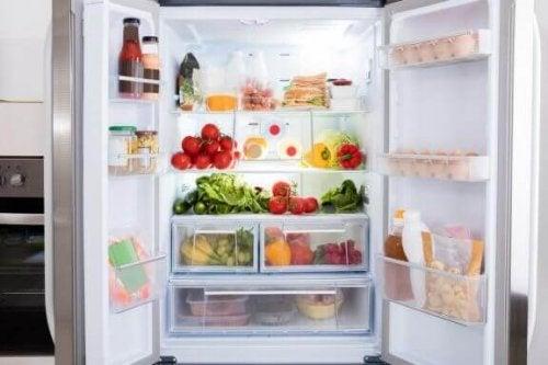 冷蔵庫を整理整頓するための3つのルール