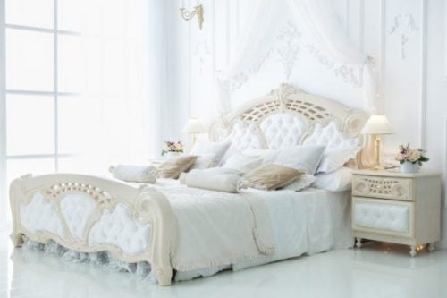 バロック様式の家具:アンティークな要素を家に!