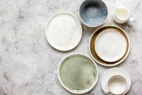 家に飾りたい手作りの陶器
