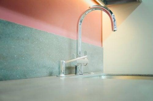 浄水器水栓