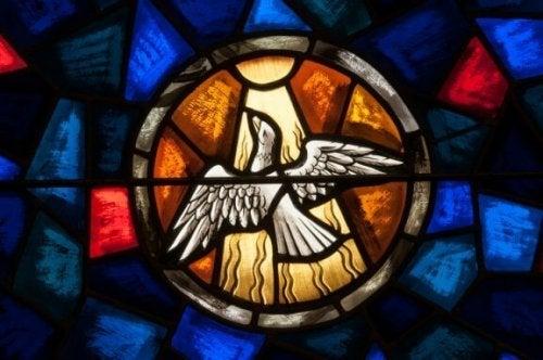 ステンドグラス 宗教的装飾