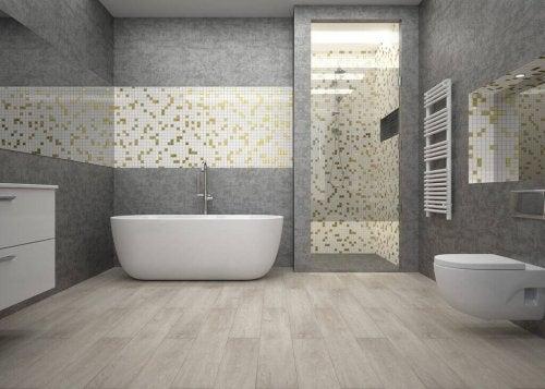 浴室の改装