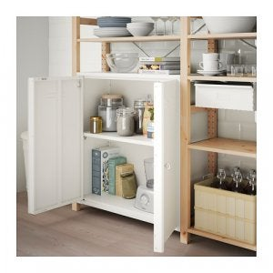 IKEAを活用してキッチンを整理整頓する5つの方法 収納棚