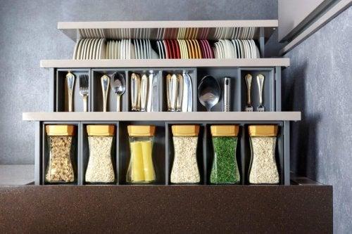 IKEAを活用してキッチンを整理整頓する5つの方法