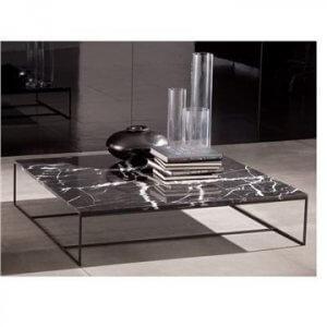 リビングルームに置くコーヒーテーブルの重要性 大理石