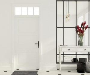 玄関ホールのインテリアデザインについて シンプル