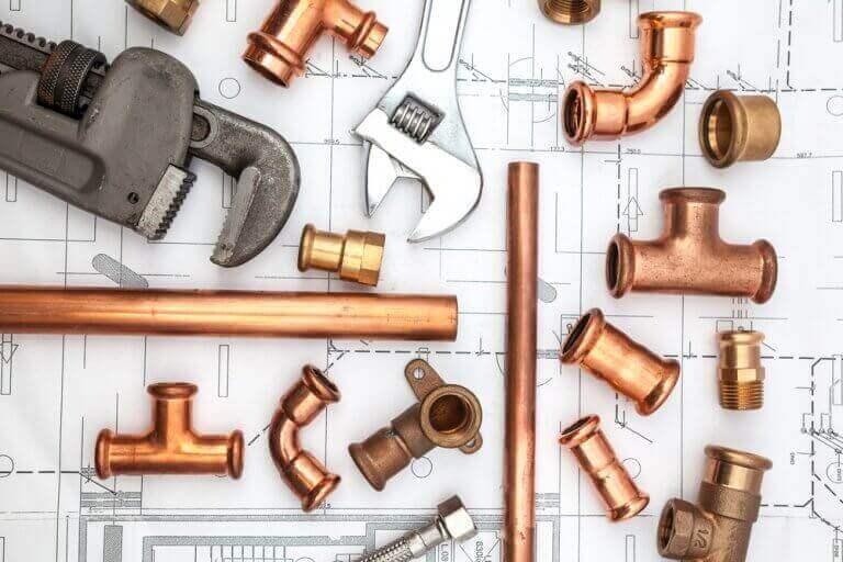 問題を見逃さない為の配管のメンテナンス-工具-パイプ