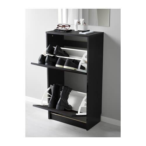 こんまりメソッドを活用して家を片付ける方法 靴箱