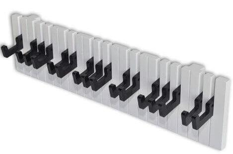 音楽アイテムを用いたインテリアアイデア