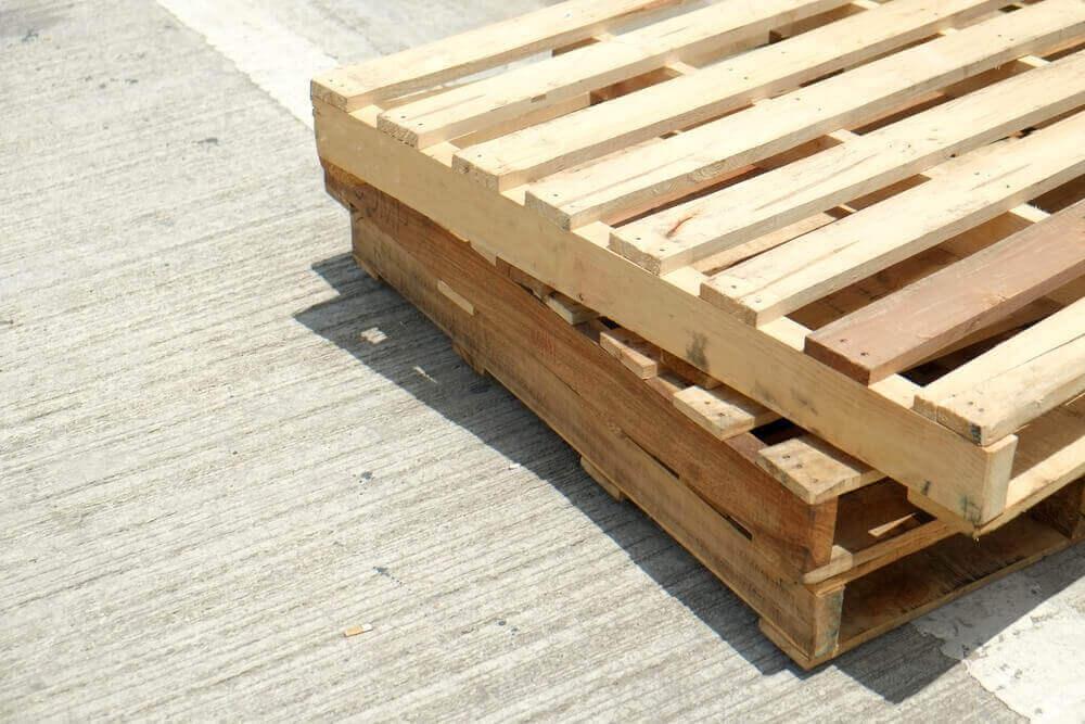 パレットデスクを作ろう! 木材の準備