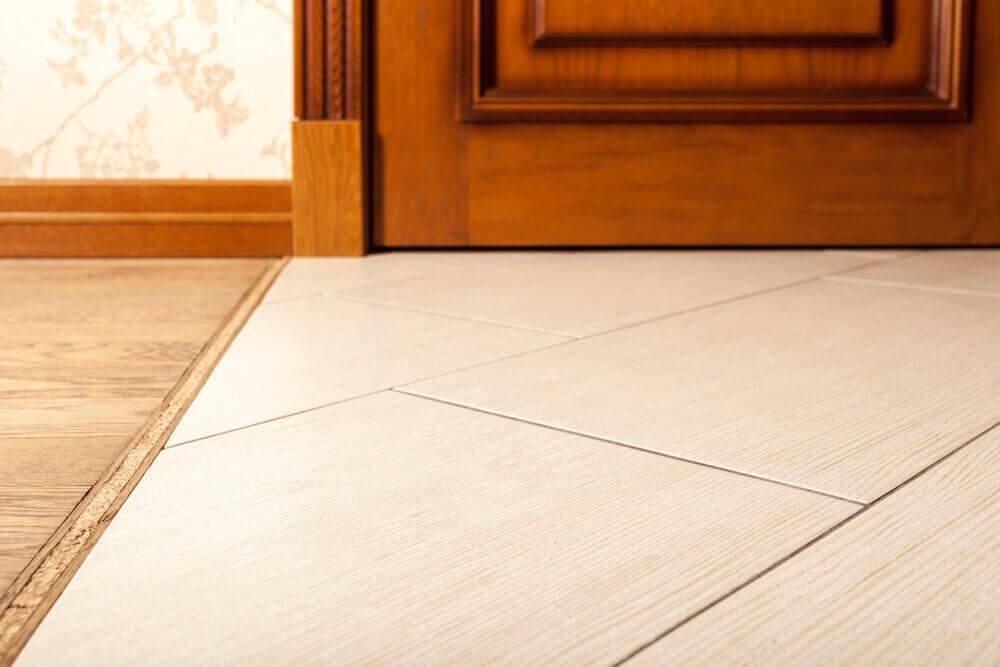 床に舗石を選ぶ