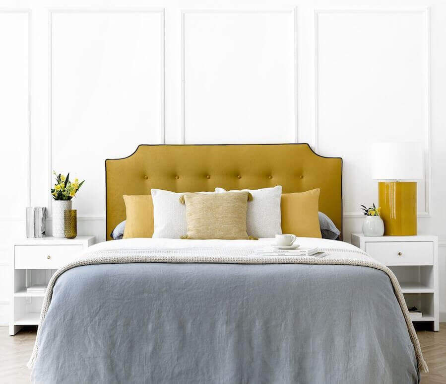 ぜひ真似したい寝室のインテリア3選 クラシックスタイル