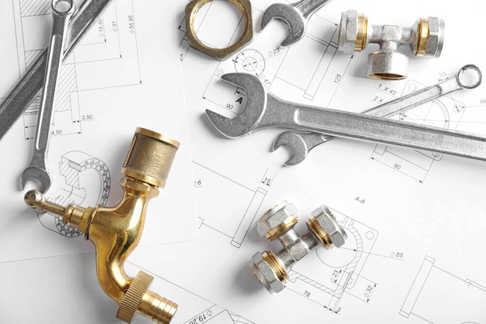 安全第一で住宅のリノベーション工事をする方法 配管工事