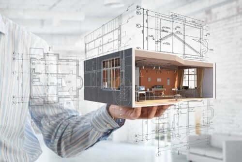 スペースの確保に役立つスマートなホームデザイン
