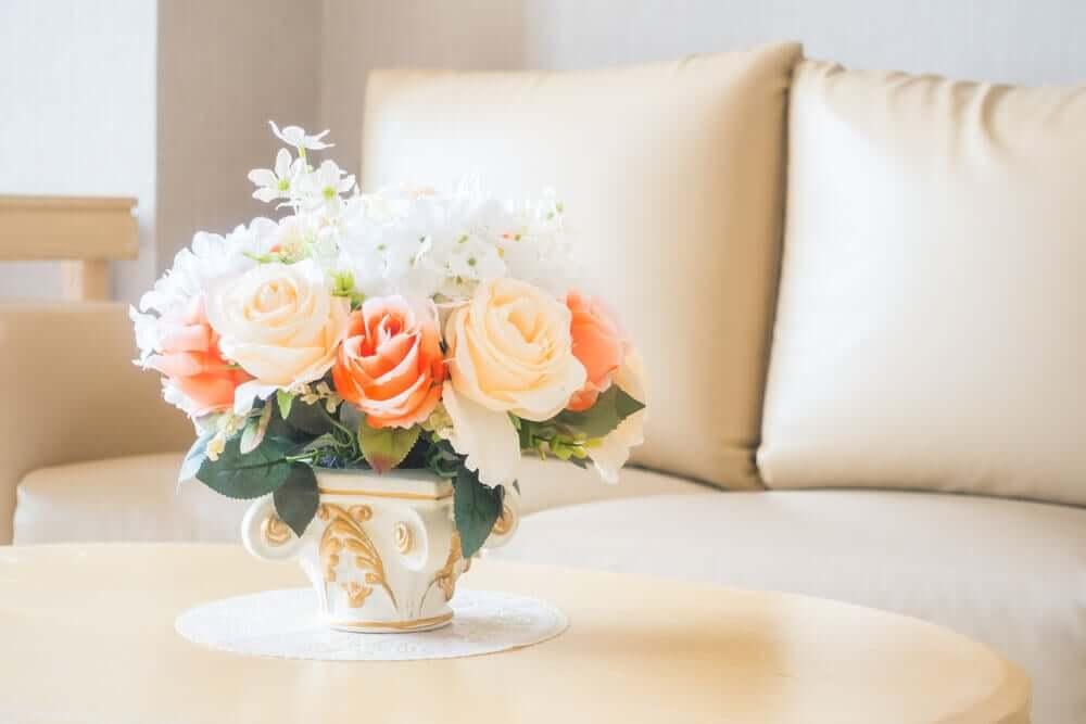 バラで家の中をいっぱいにしませんか? 生花