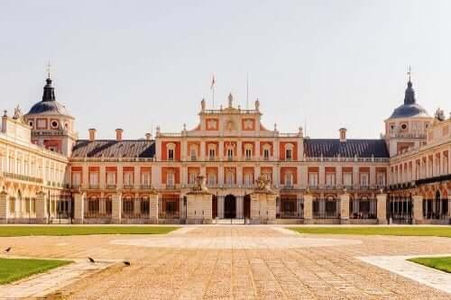 スペインのアランフェス王宮の中を見てみよう