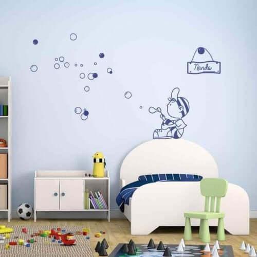 バブル 子ども部屋