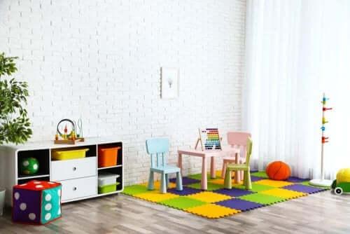 おうち時間を楽しもう!自宅に子供用エリアを作る方法 プレイルーム