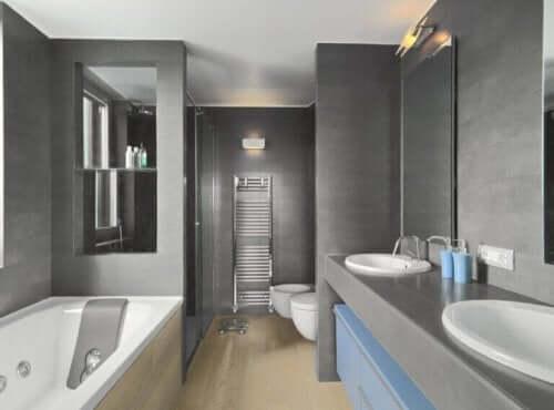 バスルームをモダンスタイルにする10のアイディア