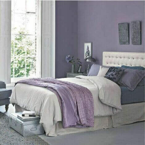 リラックス 寝室 カラースキーム