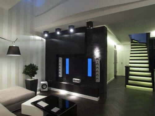 リトラクタブル照明:特別な空間を作り出す方法