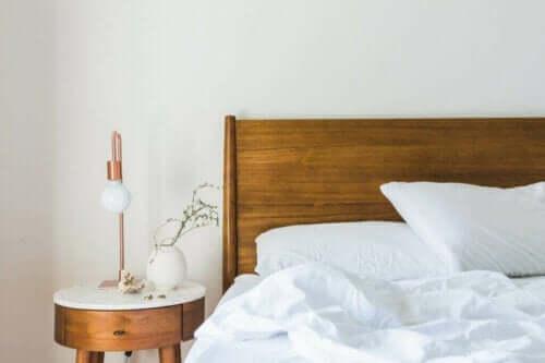 ゆっくりリラックス 快適なベッドの作り方