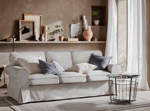 特別なソファ:スタイルと快適さを求めて