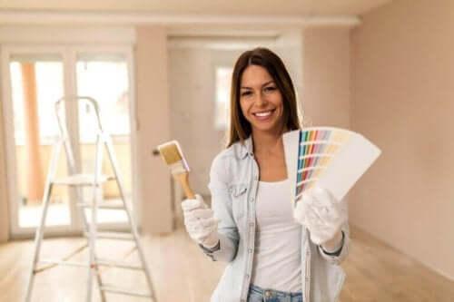 壁を一新したい時に役立つ装飾ペイント技術のすべて