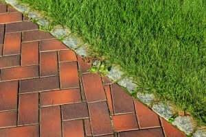 庭の小道とエッジング作りのアドバイス レイアウト