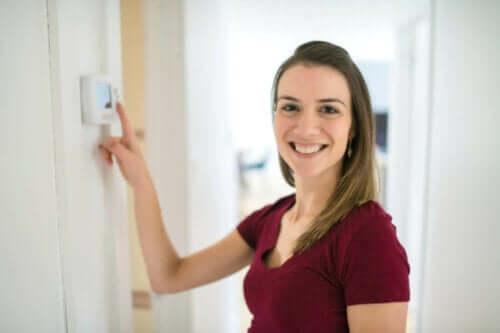自分の暮らしをコントロール:優秀な家電のサーモスタット 給湯システム
