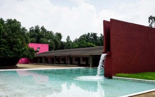 ルイス・バラガンの建築とユニークな彩色