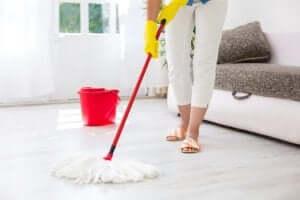 掃除 長い休暇から家に戻った後の清掃作業:何をすべき?