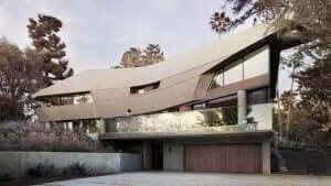 美しい曲線が特徴的な建築 アメリカ人建築家パトリック・タイゲのデザイン
