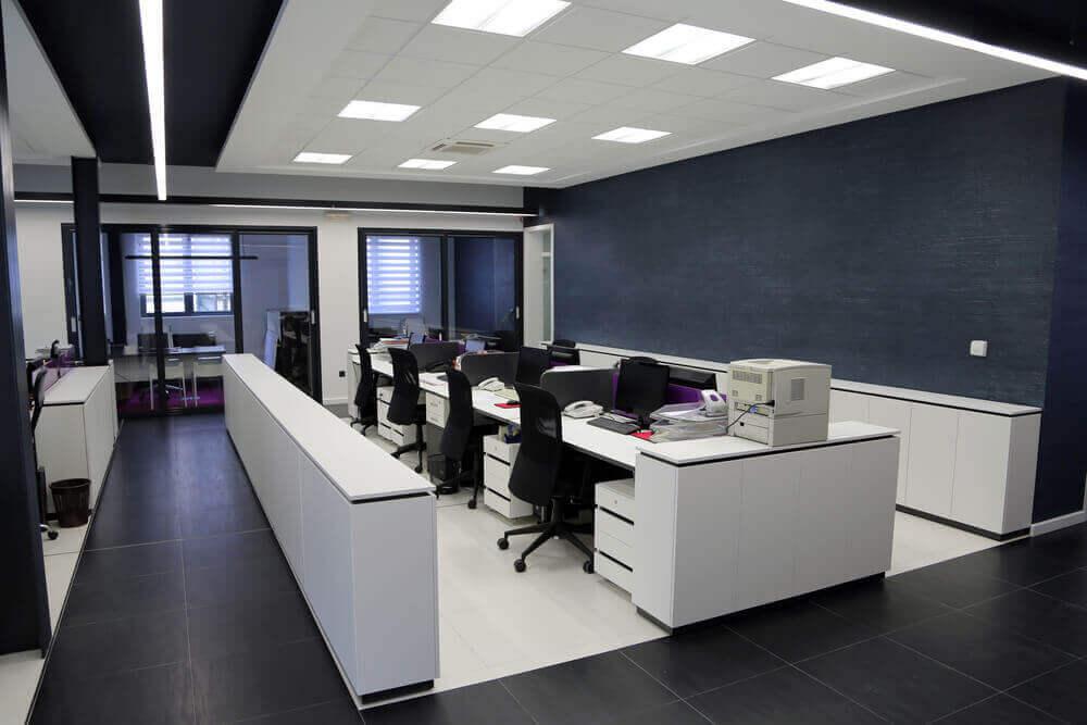 オフィス ブラック