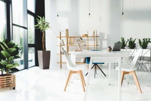 働きやすい職場のために:色がオフィスに与える影響