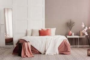 ニュートラルカラー 寝室