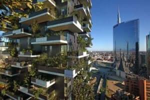 壁面緑化 高層ビル