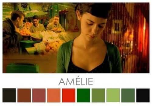 映画『アメリ』の世界の巧みな色使いについて