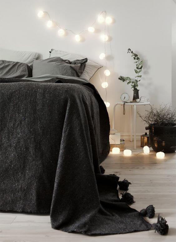 내 침실을 위한 가벼운 누비 이불 고르기