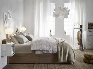 침실 데코레이션을 위한 팁