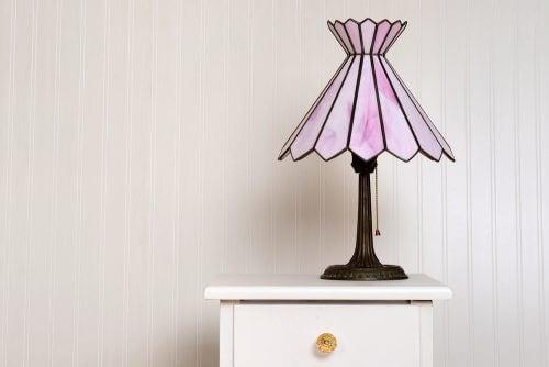 티파니 램프는 티파니 스튜디오에서 시작되었다.
