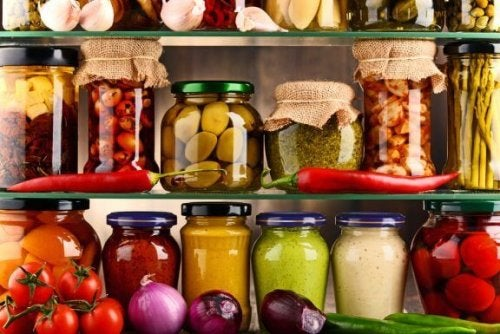 식료품 저장실을 만드는 비결