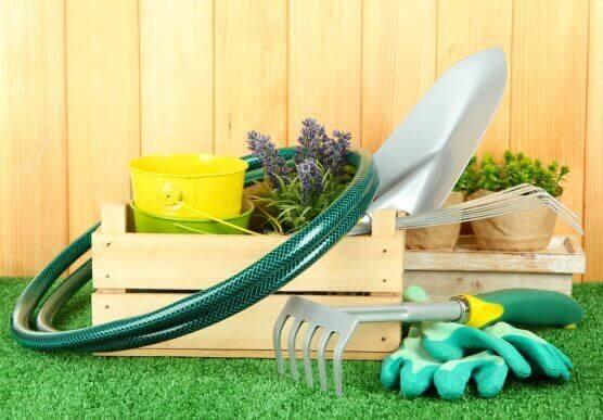 집에 반드시 마련해야 하는 정원 도구